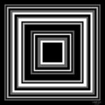 Cubic - černá