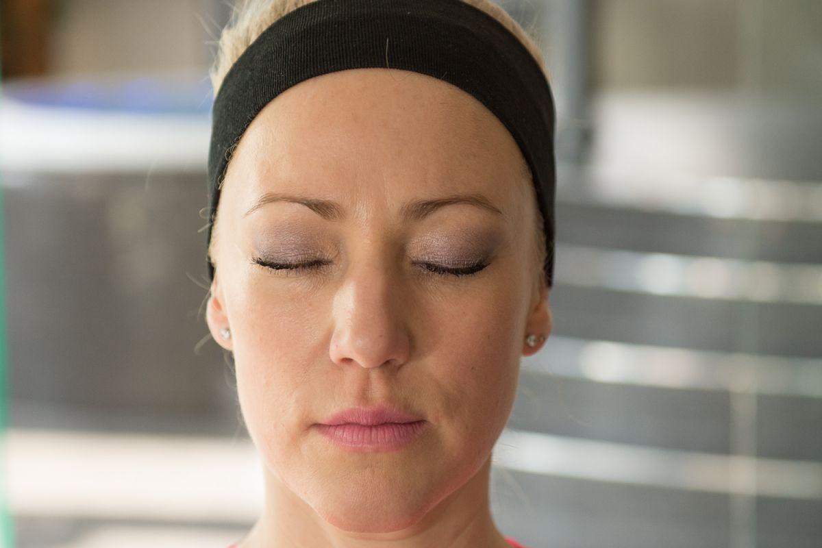 Individuální třídenní cvičební plán obličejové gymnastiky