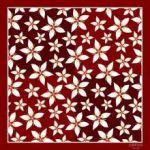Arctic flowers - vínová