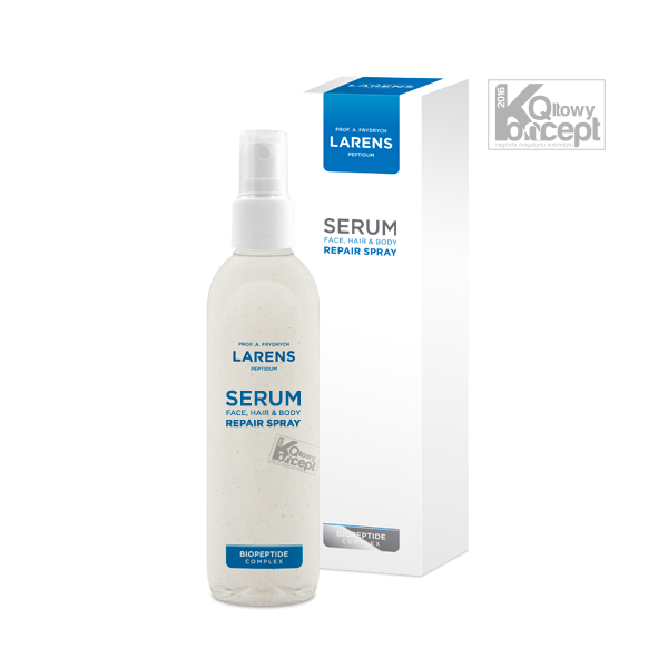 Larens Serum Face, Hair & Body Repair Spray 250ml WellU Sp. z o.o.