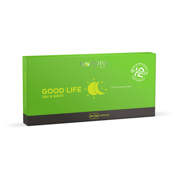 Nutrivi Good Life Day & Night 2 x 30 kaps. WellU Sp. z o.o.