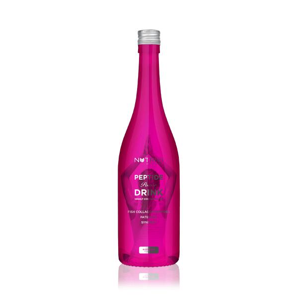 Nutrivi Peptide Power Drink 750 ml exp. 10.4.2020 WellU Sp. z o.o.