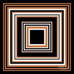 Cubic -  hnědá